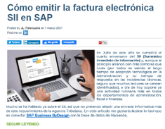 BLOG FACTURA SII BYD