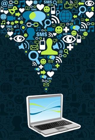 Optimización de procesos, ahorro de costes, reducción del coste, Redes Sociales, acceso multidispositivo, ON-PREMISE.