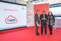 Premio Neteris OraclePartnerDay2017.jpeg