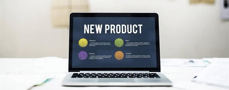 new product jd edwards