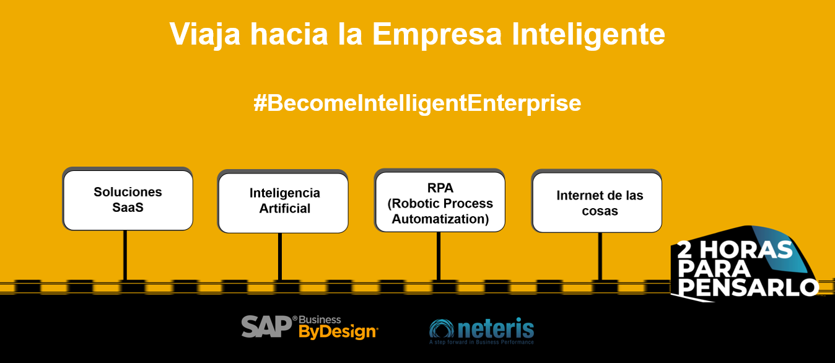 Intelligent Enterprise, empresa inteligente