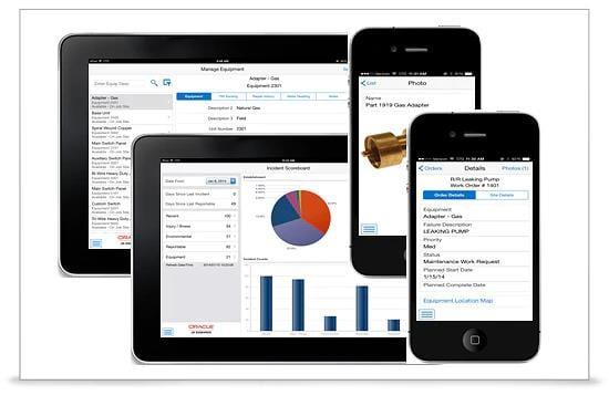 aplicaciones mobile jd edwards