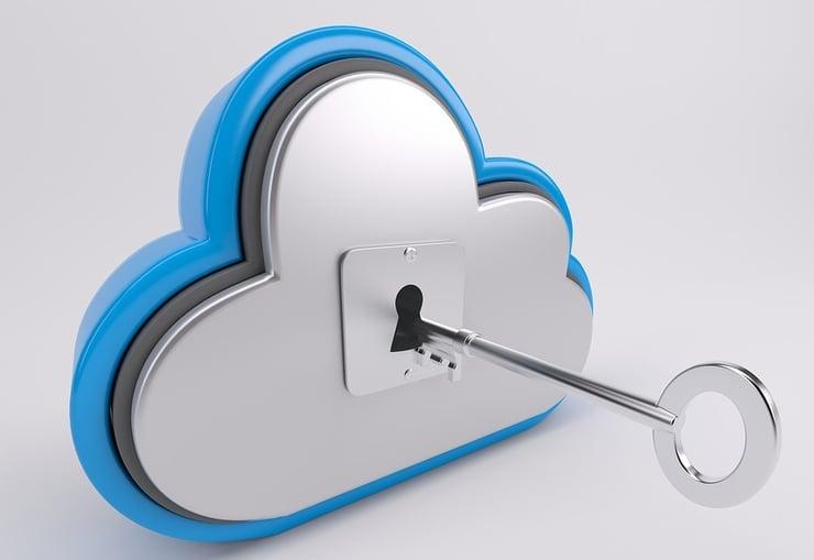 identify cloud service