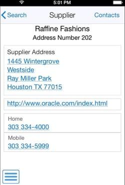 jde 9.2 contact supplier proveedores neteris