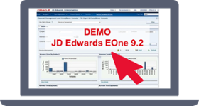 jd edwards, jd edwards enterpriseone,  jd edwards enterpriseone 9.2, software erp, erp oracle, sistema erp, demo erp, demo jd edwards, neteris